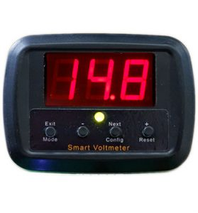 Jual Voltmeter Digital