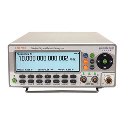Frequency Meter Calibrator